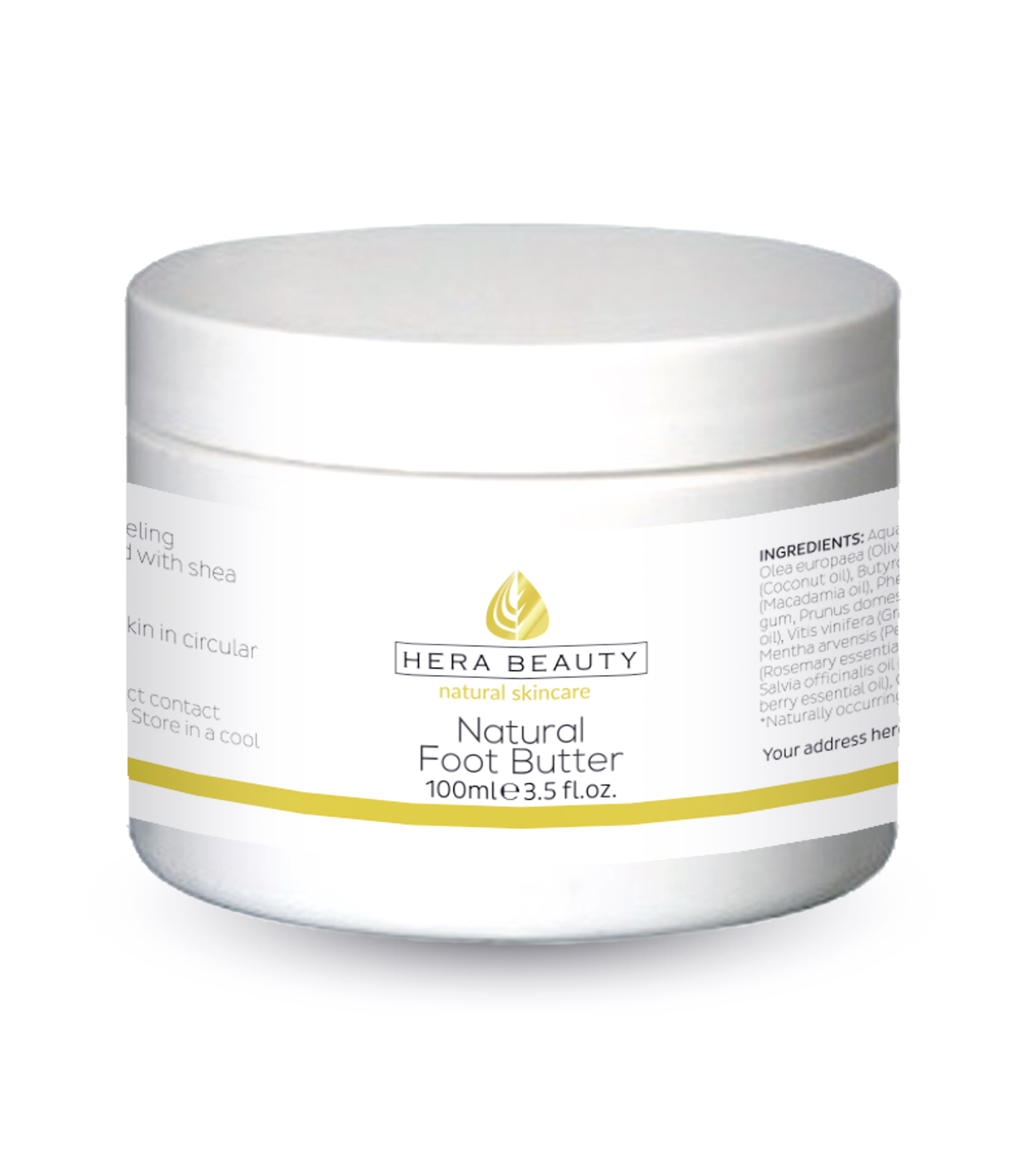 Calming Foot Butter (RR)