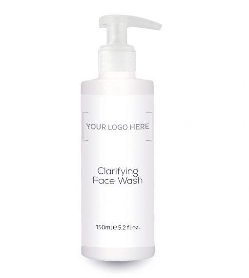 Clarifying Face Wash Mockup C